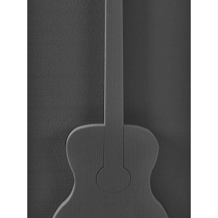 EYCHENNE® ALL BLACK™ Guitare