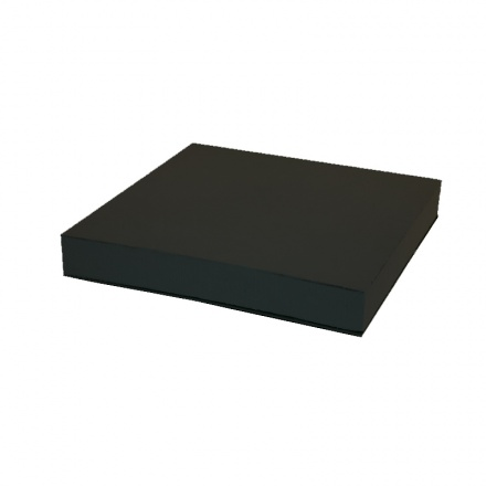 EYCHENNE® ALL BLACK™ Plaque avec Base