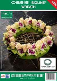 OASIS® BIOLINE® Wreath Flyer